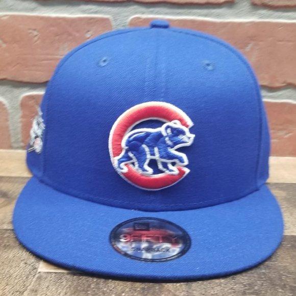 New Era 9Fifty Chicago Cubs Snapback Cap